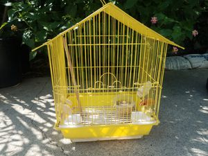 Used birdcage for Sale in Irwindale, CA