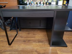 IKEA - MICKE Desk w/ Integrated Shelf, Right Configure for Sale in Hayward, CA