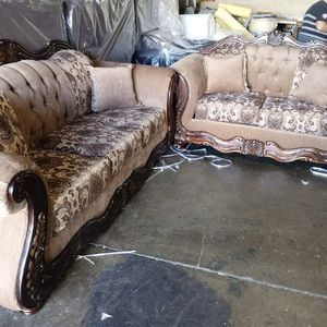 $1019 Brand New Couches Two Piece Set for Sale in Vernon, CA