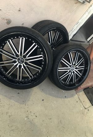 20in rims for Sale in San Diego, CA
