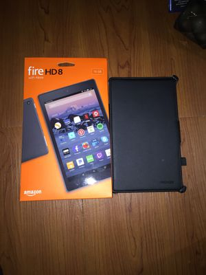 Kindle fire HD 8 16 gb for Sale in Baltimore, MD