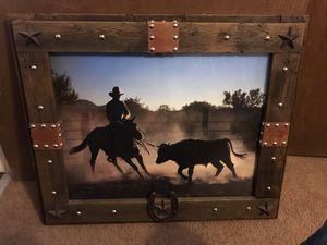 Wrangler Picture for Sale in Wichita Falls, TX