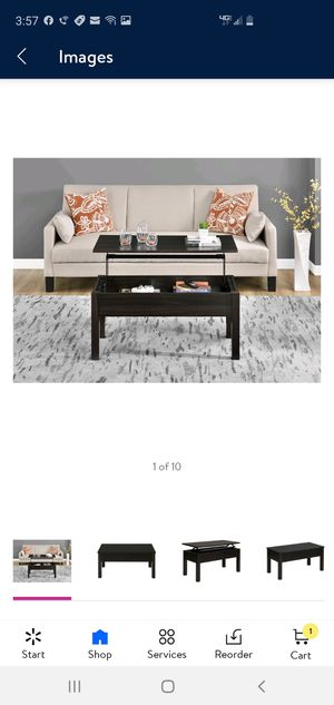 New inbox adjustable coffee table for Sale in Inman, SC