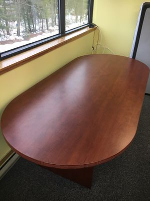 Conference Table 44 by 95 inches for Sale in Maynard, MA