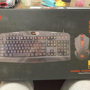 Red Dragon Gaming Keyboard And Mouse for Sale in Palm Bay, FL