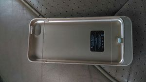 iPhone 5 portable charger case for Sale in Washington, DC