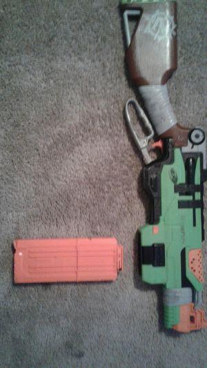 Nerf gun zombie strike SlingFire for Sale in Stockton, CA