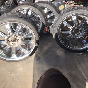 """""""20"""" Inch Rims For Sale Serious Inquiring Only No Caps for Sale in Houston, TX"""