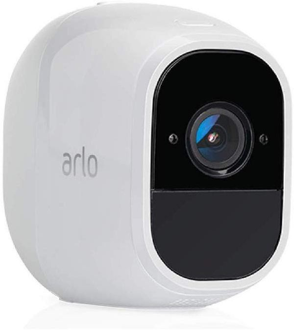 Arlo Pro 2 – (1) Add-on Camera   Rechargeable, Night vision, Indoor/Outdoor, HD Video 1080p, Two-Way Talk, Wall Mount