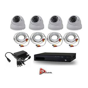 4 megapixel Crystal Clear surveillance system for Sale in Pompano Beach, FL