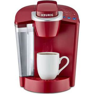 Red Keurig K-Classic K55 Single-Serve Coffee Maker, 6 - 10oz Brew Size for Sale in Los Angeles, CA
