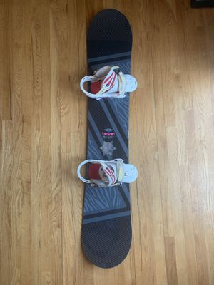 Women's Sims snowboard package for Sale in Thornton, CO