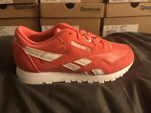 Kids Reebok's for Sale in Milpitas, CA