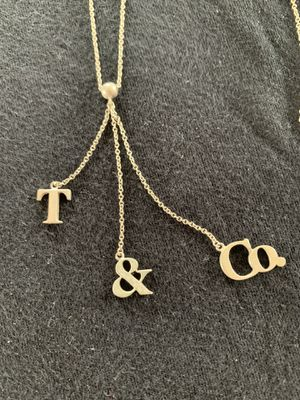 Tiffany & Co. necklace for Sale in San Diego, CA