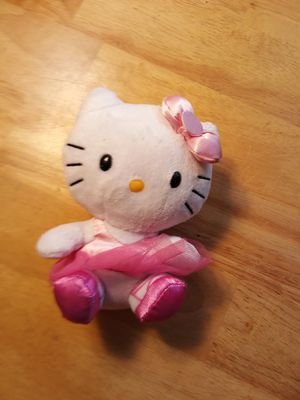 Hello Kitty plushie for Sale in Portsmouth, VA