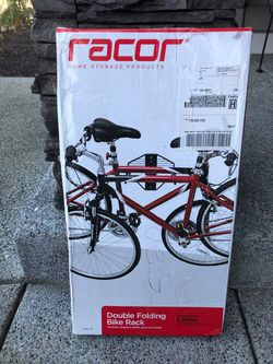 Racor double folding bike rack for Sale in Puyallup,  WA