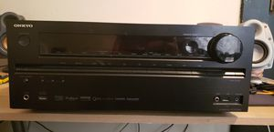Av receiver h-rc460 and speaker's for Sale in Canby, OR