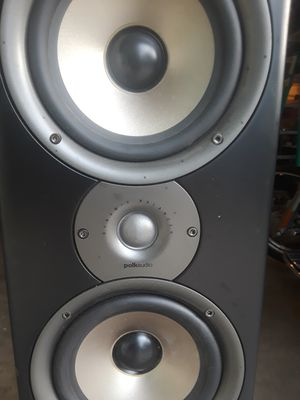 Polk audio tower for Sale in Longmont, CO