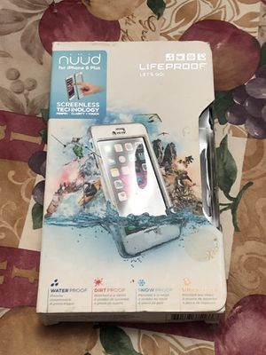 LifeProof Nuud Waterproof Case for Apple iPhone 6 Plus for Sale in HALNDLE BCH, FL