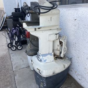 Two Outboard Motors, Evinrude 200hp and 155hp for Sale in Henderson, NV