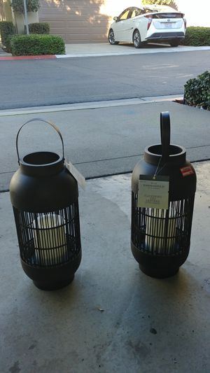 Outdoor Candle Holders for Sale in Tustin, CA