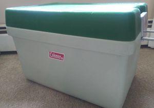 Vintage 1971 Coleman cooler cooler for Sale in WI, US
