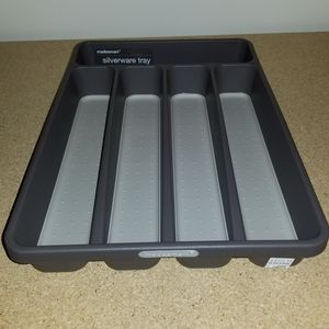 Plastic Madesmart Silverware, Flatware, Cutlery and Utensil Tray Drawer Organizer for Sale in Chicago, IL