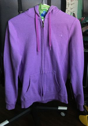 Champion Eco Jacket Hoodie Women's for Sale in Beaumont, CA