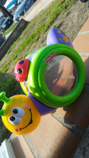 Baby bouncing snail toy for Sale in San Diego, CA