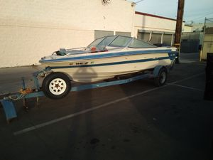 1987 ,17' boat (good project boat) for Sale in Los Angeles, CA