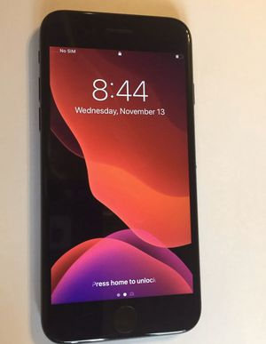 iPhone 7 unlocked AT&T Cricket T-Mobile Verizon for Sale in Shawnee, KS