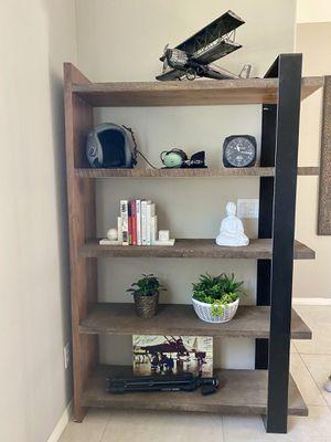 Modern Bookcase for Sale in Menifee, CA