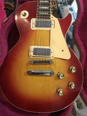 1971 Les Paul Deluxe Sunburst $2590 for Sale in Los Angeles, CA