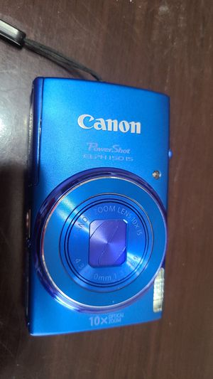 Canon Powershot ELPH150IS for Sale in Manchester, CT