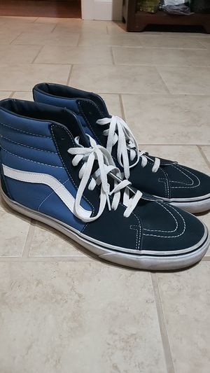 Hi top Van's size 13 mens for Sale in San Angelo, TX