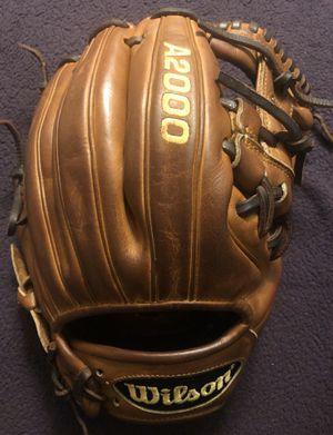 Wilson A2000 Dustin Pedroia Baseball Glove for Sale in Hacienda Heights, CA