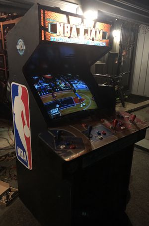NBA Jam Arcade Game for Sale in Canton, MA