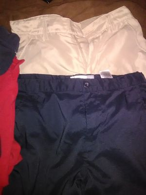 Boys uniforms shorts 14 & shirts lg-xlg. for Sale in Alexandria, LA