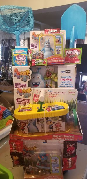 Beat bugs Easter Basket. for Sale in Los Angeles, CA