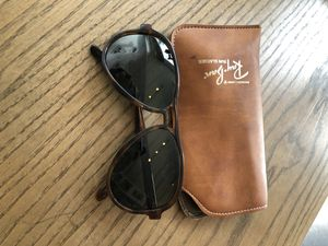 Vintage Rayban vagabond Sunglasses and case! for Sale in Seattle, WA