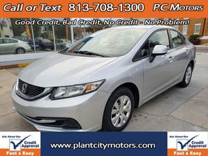 2013 Honda Civic Sdn for Sale in Plant City, FL
