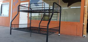 Full an twin sized bunk bed for Sale in Orosi, CA