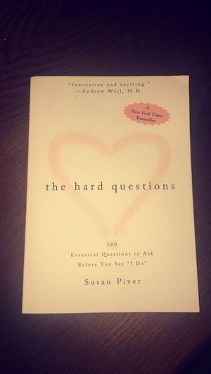 The Hard Questions by Susan Piver for Sale in Fort Sill, OK
