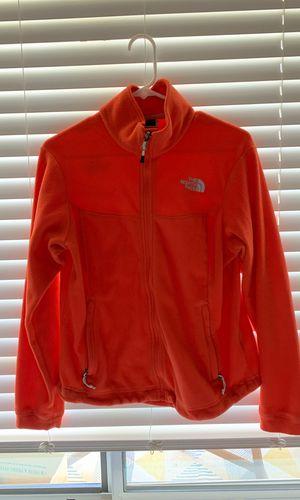North face women's medium fleece jacket for Sale in Phoenix, AZ