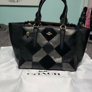 Quilted Coach Bag for Sale in Buffalo, NY