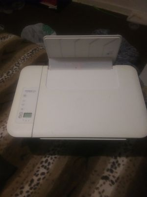 Hp deskjet (scan copy print) for Sale in Fort Worth, TX