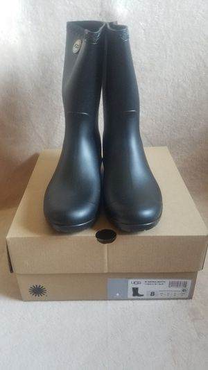 * Womens Ugg Sienna Matte Rain Boots for Sale in Los Angeles, CA