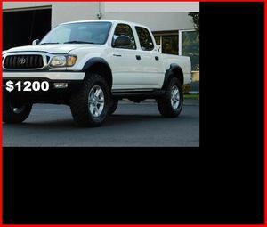 Price$1200 Toyota Tacoma for Sale in Charleston, WV
