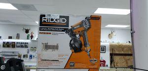 Ridgid roofing nail gun for Sale in Houston, TX