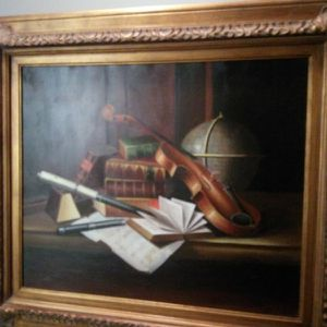 Violin Painting for Sale in Chandler, AZ